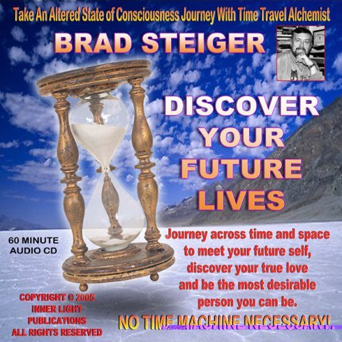 us topo - Discover Your Future Lives (60 Minute Audio CD) - Wide World Maps & MORE! - Book - Wide World Maps & MORE! - Wide World Maps & MORE!