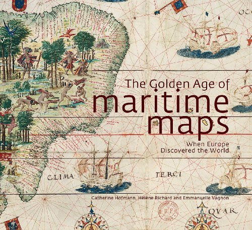 us topo - The Golden Age of Maritime Maps: When Europe Discovered the World - Wide World Maps & MORE! - Book - Brand: Firefly Books - Wide World Maps & MORE!