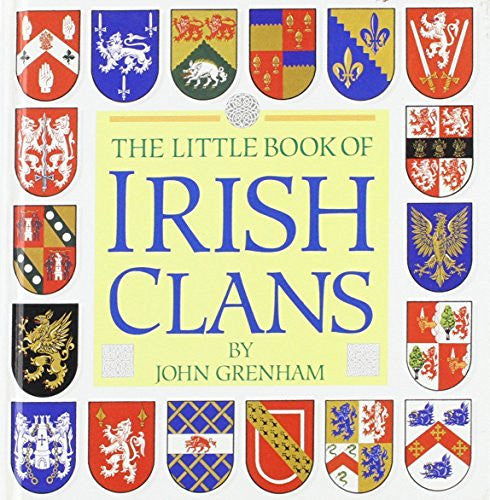 us topo - The Little Book of Irish Clans - Wide World Maps & MORE! - Book - Brand: Book Sales - Wide World Maps & MORE!