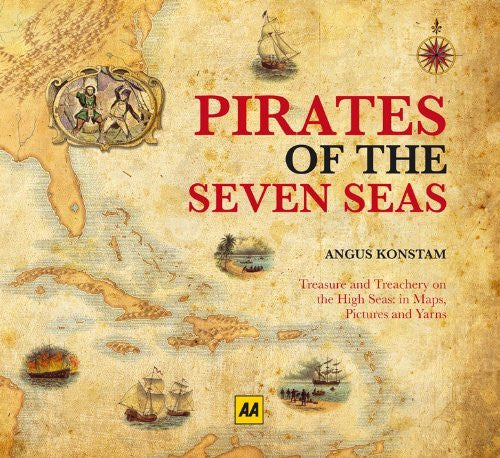 us topo - Pirates of the Seven Seas - Wide World Maps & MORE! - Book - Wide World Maps & MORE! - Wide World Maps & MORE!