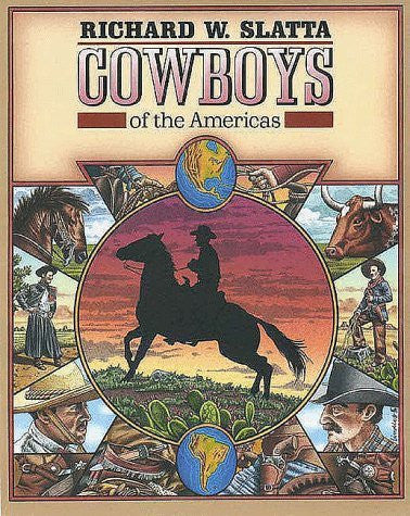 us topo - Cowboys of the Americas (The Lamar Series in Western History) - Wide World Maps & MORE! - Book - Wide World Maps & MORE! - Wide World Maps & MORE!