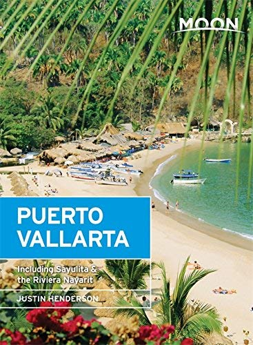 Puerto Vallarta World Map.Moon Puerto Vallarta Including Sayulita The Riviera Nayarit Moon