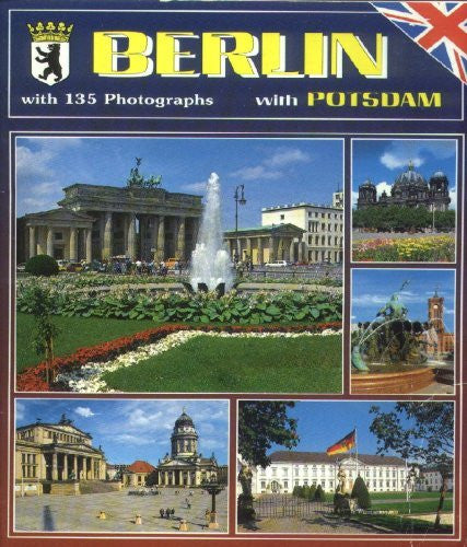 Berlin: Cosmopolitan City of Berlin With Potsdam - Wide World Maps & MORE! - Book - Wide World Maps & MORE! - Wide World Maps & MORE!