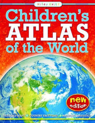 us topo - Children's Atlas of the World - Wide World Maps & MORE! - Book - Wide World Maps & MORE! - Wide World Maps & MORE!