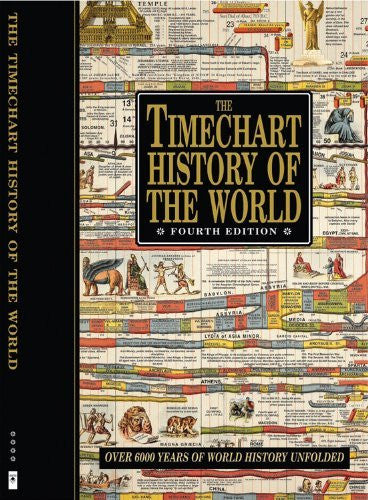 us topo - The Timechart History of the World: Over 6000 Years of World History Unfolded (Timechart series) - Wide World Maps & MORE! - Book - Wide World Maps & MORE! - Wide World Maps & MORE!
