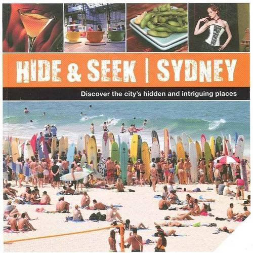 Hide and Seek Sydney - Wide World Maps & MORE! - Book - Wide World Maps & MORE! - Wide World Maps & MORE!