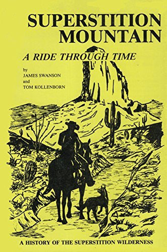 us topo - Superstition Mountain: A Ride Through Time - Wide World Maps & MORE! - Book - Brand: Bookpeople - Wide World Maps & MORE!