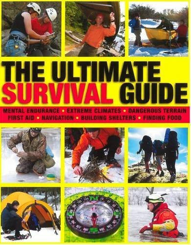 us topo - The Ultimate Survival Guide - Wide World Maps & MORE! - Book - Chris McNab - Wide World Maps & MORE!