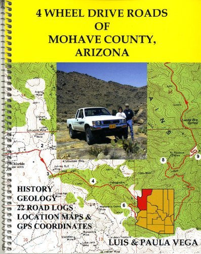4 Wheel Drive Roads of Mohave County, Arizona