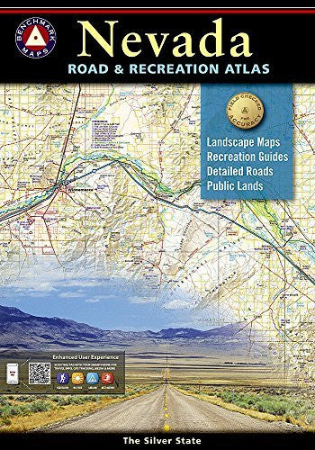 Nevada Road and Recreation Atlas (Benchmark)