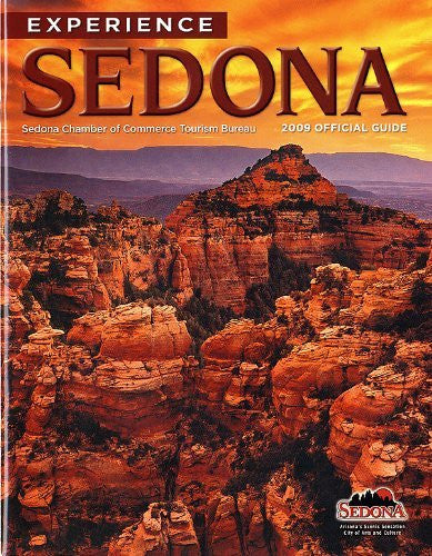 us topo - Experience Sedona (2009 Official Guide) - Wide World Maps & MORE! - Book - Wide World Maps & MORE! - Wide World Maps & MORE!