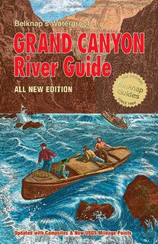us topo - Belknap's Waterproof Grand Canyon River Guide All New Edition - Wide World Maps & MORE! - Book - Belknap's - Wide World Maps & MORE!