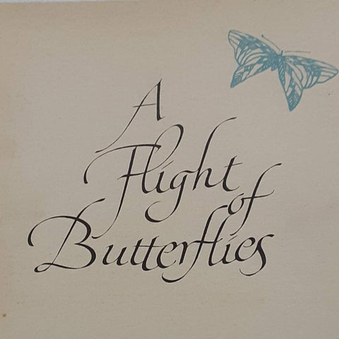 A Flight of Butterflies - Wide World Maps & MORE!