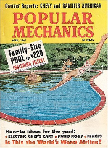 Popular Mechanics - April 1961 - (Volume 115 Number 4)