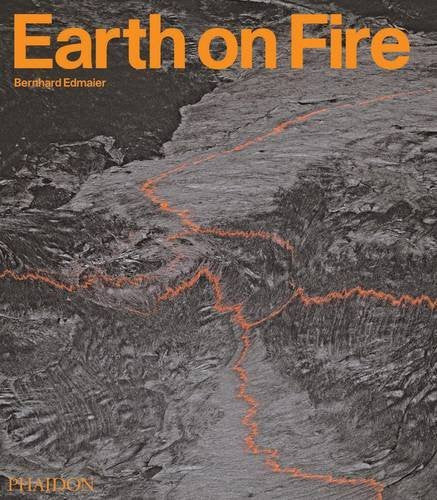 us topo - Earth On Fire: How Volcanoes Shape Our Planet - Wide World Maps & MORE! - Book - Brand: Phaidon Press - Wide World Maps & MORE!