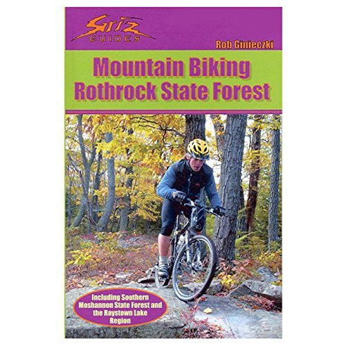 Mountain Biking Rothrock State Forest - Wide World Maps & MORE! - Sports - Griz Guides - Wide World Maps & MORE!
