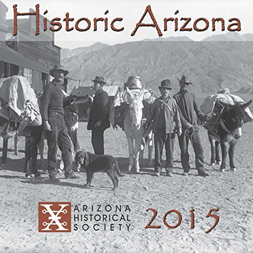 us topo - 2015 Historic Arizona Wall Calendar - Wide World Maps & MORE! - Book - Wide World Maps & MORE! - Wide World Maps & MORE!
