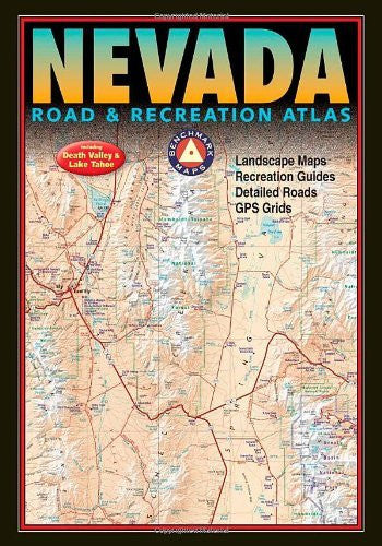 us topo - National Geographic Benchmark State Road and Recreation Atlas - Wide World Maps & MORE! - Book - Benchmark Maps - Wide World Maps & MORE!