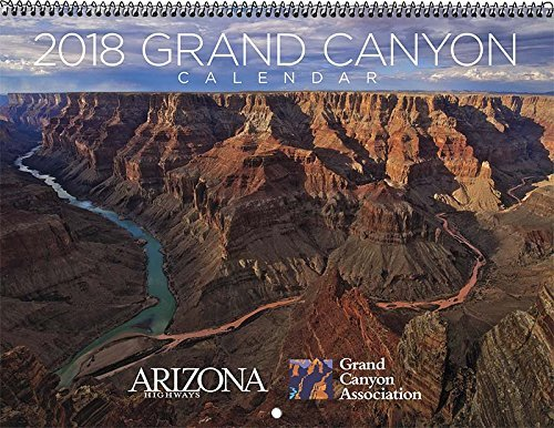 Arizona Highways 2018 Grand Canyon Calendar - Wide World Maps & MORE! - Book - Wide World Maps & MORE! - Wide World Maps & MORE!