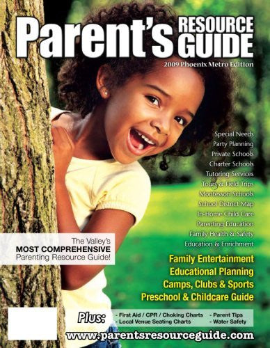 Parent's Resource Guide: Phoenix Metro Edition - Wide World Maps & MORE! - Book - Wide World Maps & MORE! - Wide World Maps & MORE!