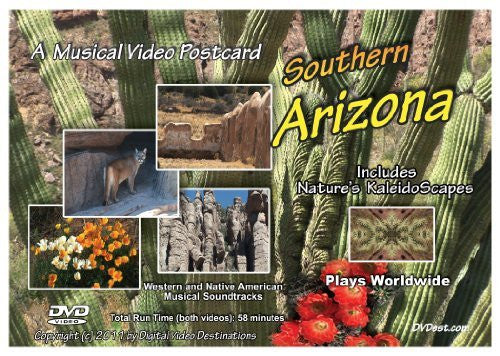 A Musical Video Postcard of Southern Arizona