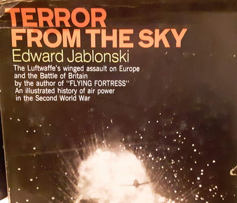 Terror From the Sky (Airwar: Volume One)