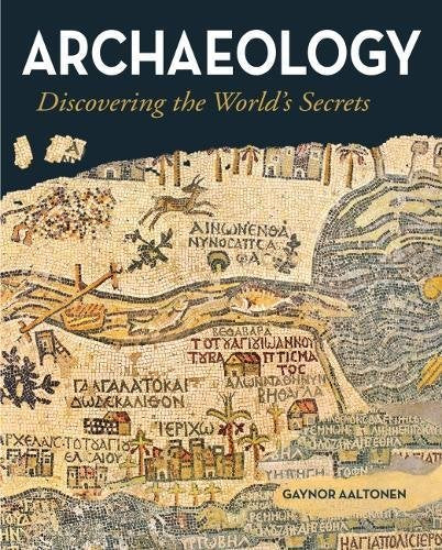 Archaeology - Wide World Maps & MORE! - Book - Wide World Maps & MORE! - Wide World Maps & MORE!