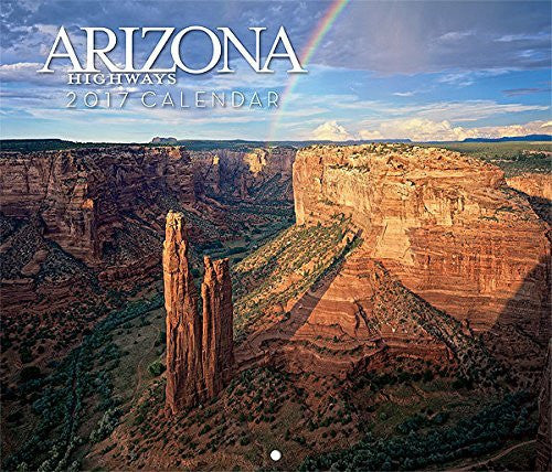 us topo - Arizona Highways 2017 Scenic Wall Calendar - Wide World Maps & MORE! - Book - Arizona Highways - Wide World Maps & MORE!