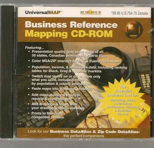 Business Reference Mapping