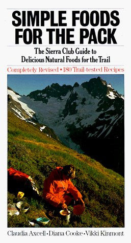 Simple Foods for the Pack, Second Edition - Wide World Maps & MORE! - Book - Wide World Maps & MORE! - Wide World Maps & MORE!