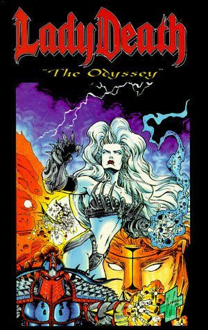 Lady Death: The Odyssey - Wide World Maps & MORE! - Book - Brand: Chaos Comics - Wide World Maps & MORE!