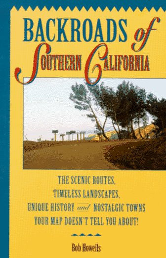 us topo - Backroads of Southern California - Wide World Maps & MORE! - Book - Brand: Gulf Publishing Co - Wide World Maps & MORE!