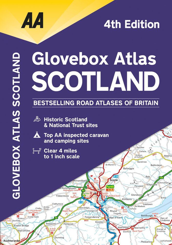 Glovebox Atlas Scotland
