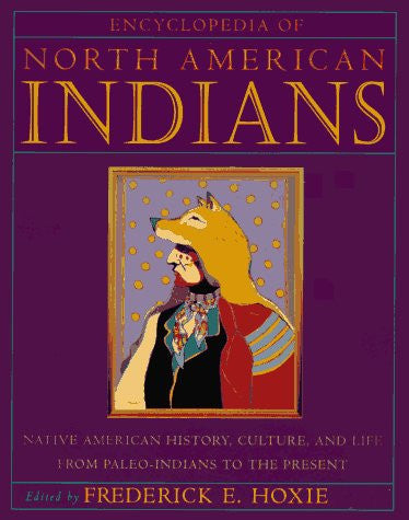 us topo - Encyclopedia of North American Indians: Native American History, Culture, and Life From Paleo-Indians to the Present - Wide World Maps & MORE! - Book - Wide World Maps & MORE! - Wide World Maps & MORE!