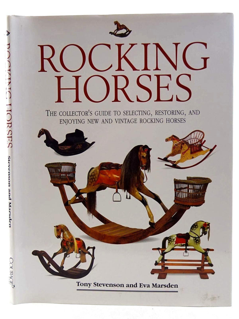 Rocking Horses: The Collector's Guide to Selecting, Restoring, and Enjoying New and Vintage Rocking Horses - Wide World Maps & MORE! - Book - Wide World Maps & MORE! - Wide World Maps & MORE!