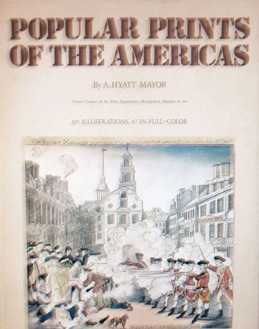 Popular prints of the Americas,