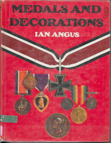 Medals and decorations