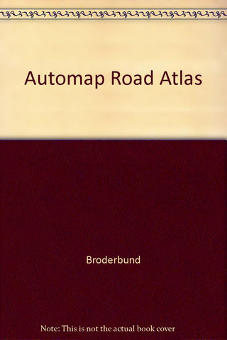 Automap Road Atlas
