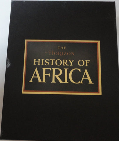 The Horizon history of Africa Vol 1 & 2