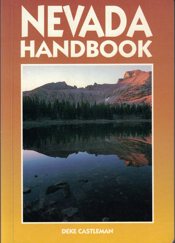 Nevada handbook (Moon Handbooks Nevada)