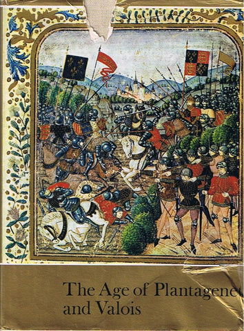 The age of Plantagenet and Valois: The struggle for supremacy, 1328-1498 - Wide World Maps & MORE! - Book - Wide World Maps & MORE! - Wide World Maps & MORE!
