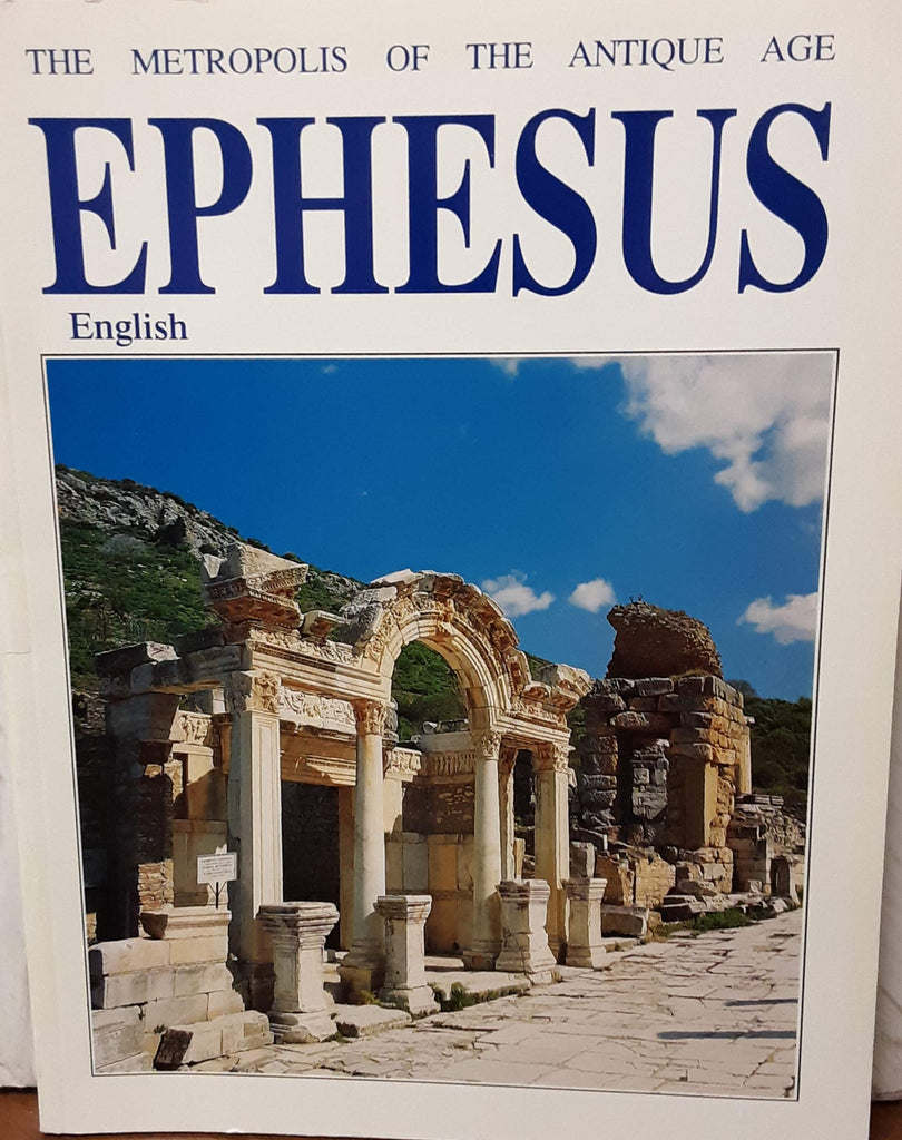 Ephesus: The Metropolis of the Antique Age in English. - Wide World Maps & MORE! - Book - Wide World Maps & MORE! - Wide World Maps & MORE!