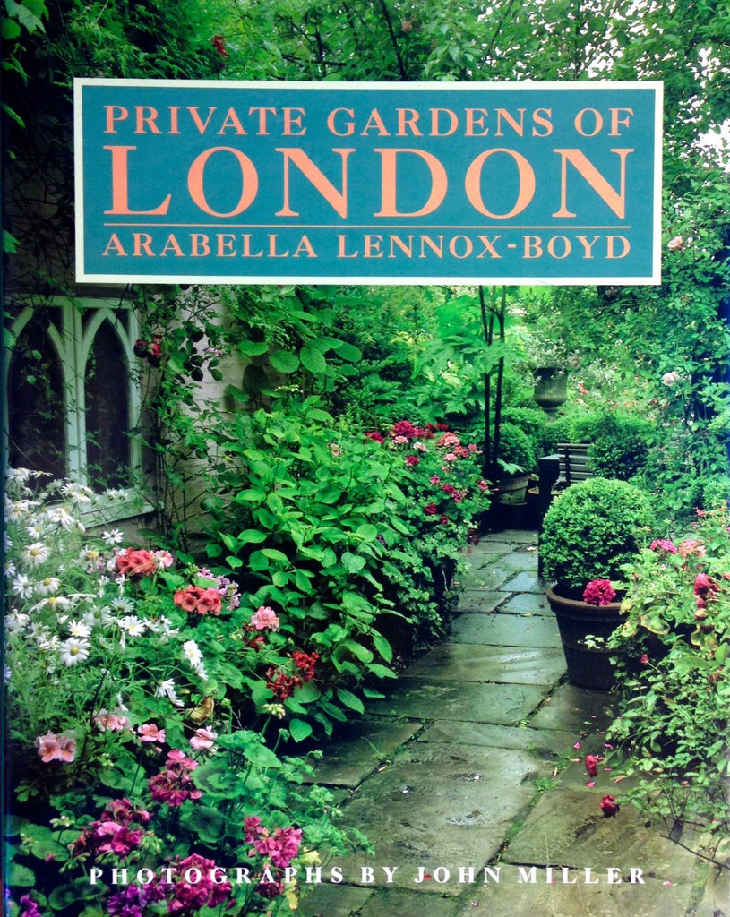 Private Gardens of London - Wide World Maps & MORE! - Book - Brand: Rizzoli - Wide World Maps & MORE!