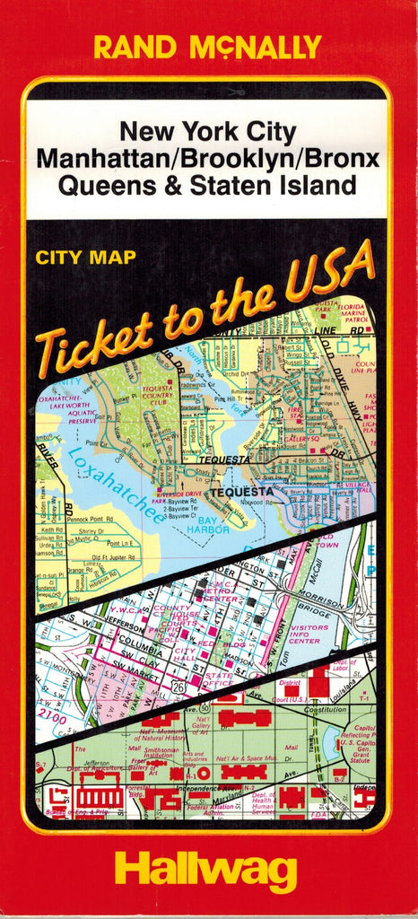 New York City Streets (City Maps-USA)