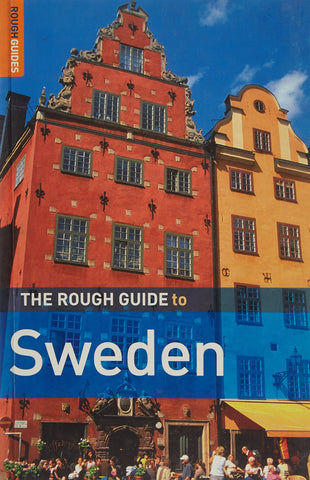 The Rough Guide to Sweden 5 (Rough Guide Travel Guides) - Wide World Maps & MORE! - Book - Brand: Rough Guides - Wide World Maps & MORE!