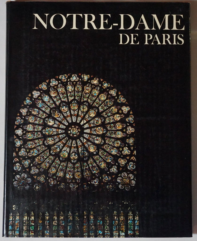 Notre-Dame de Paris, (Wonders of man)