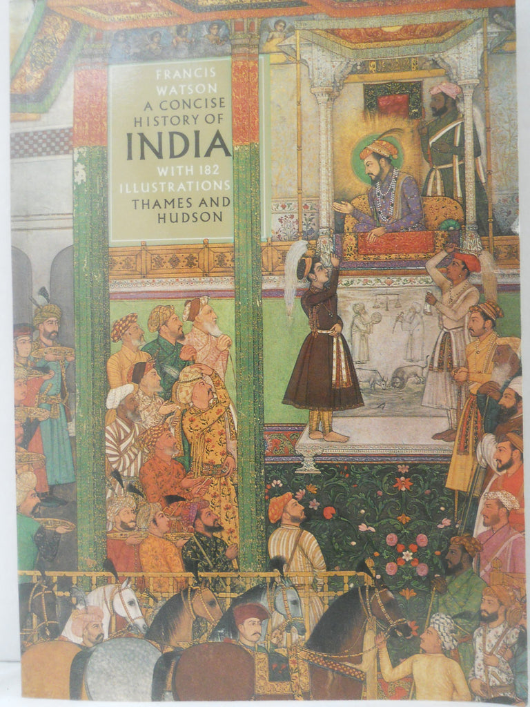 India: A Concise History - Wide World Maps & MORE! - Book - Wide World Maps & MORE! - Wide World Maps & MORE!