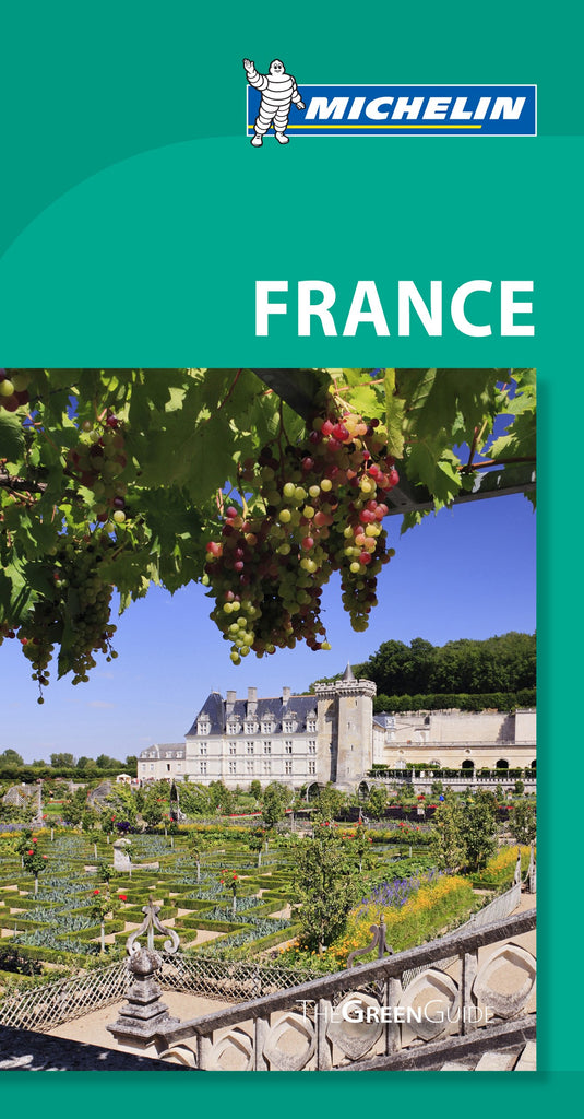 Michelin Green Guide France (Green Guide/Michelin)