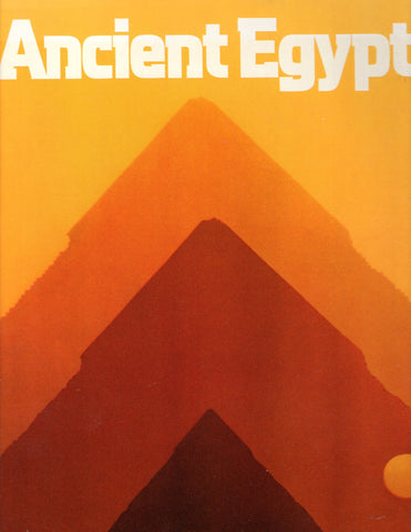 Ancient Egypt, Discovering It's Splendors by The National Geographic Society, 1978 (Hardcover)
