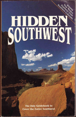 Hidden Southwest: The Adventurer's Guide
